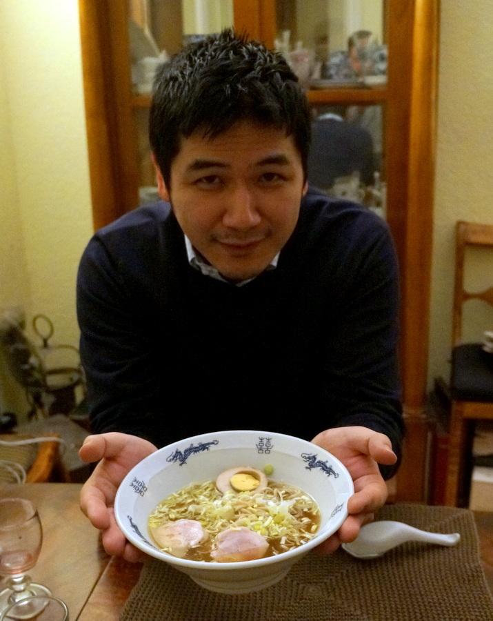 日曜日の晩餐_c0180686_19474532.jpg