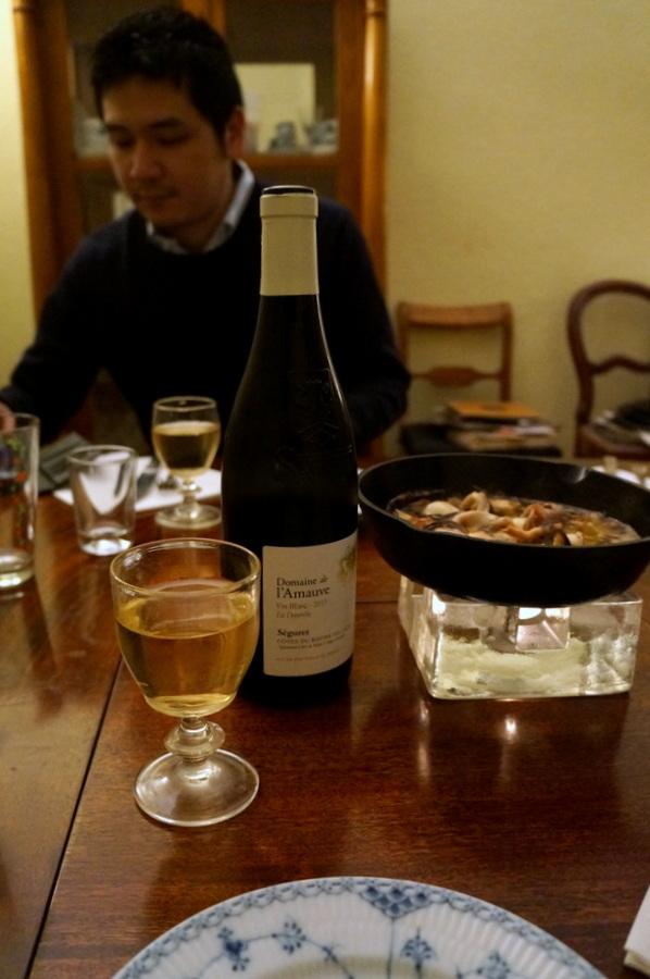日曜日の晩餐_c0180686_19510597.jpg