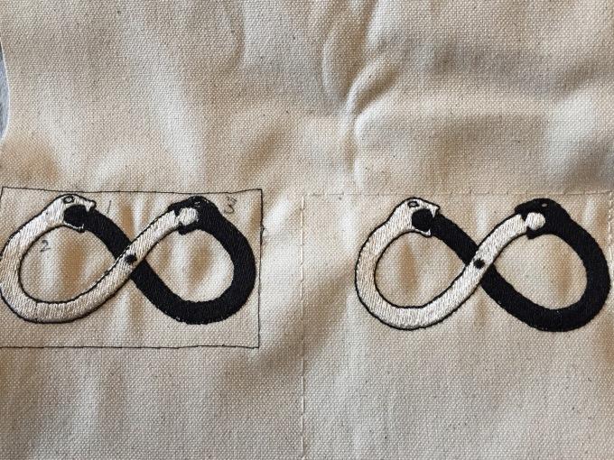 ウロボロス刺繍_e0385587_15255800.jpeg