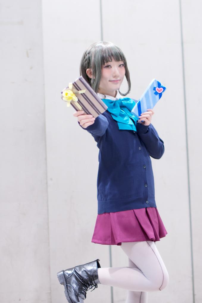 高波/水菜さん_c0119094_232519.jpg