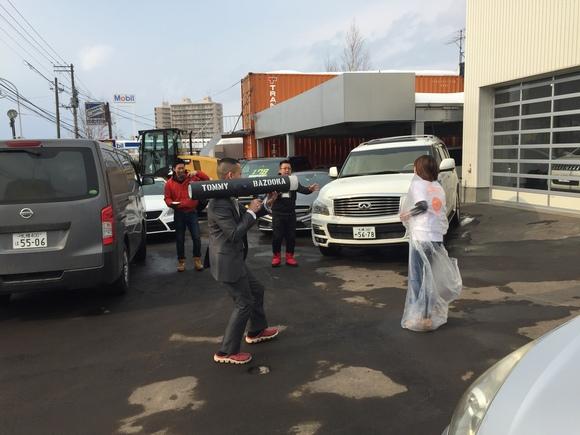 2月23日 金曜日の本店ブログ(´▽`) 本日Fさまミラ納車★ありがとうございます!トミーレンタカー・ランクル、アルファード、ハイエース_b0127002_17584666.jpg
