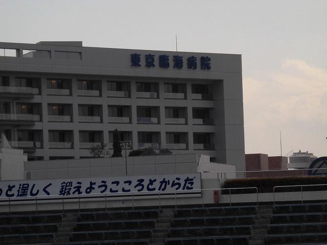 同窓会の前に観戦したラグビー「オール明治大vsシドニー大」in江戸川陸上競技場_f0141310_07532331.jpg