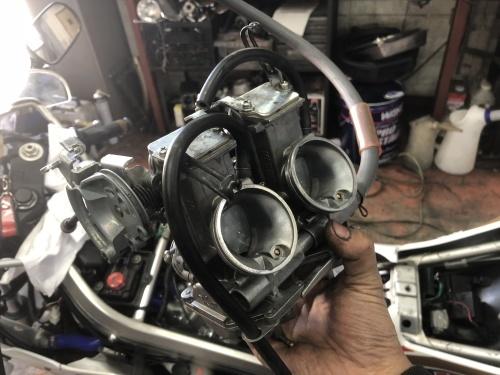 NSR250R 修理&カスタム!_a0164918_19583265.jpg