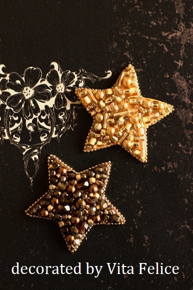 今春夏のGold Star はキラキラで_b0310144_20350923.jpg