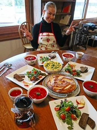 ~世界の家庭料理を学ぼう~ロシアnoおうちごはん教室を開催しました☆_d0298850_15495513.jpg