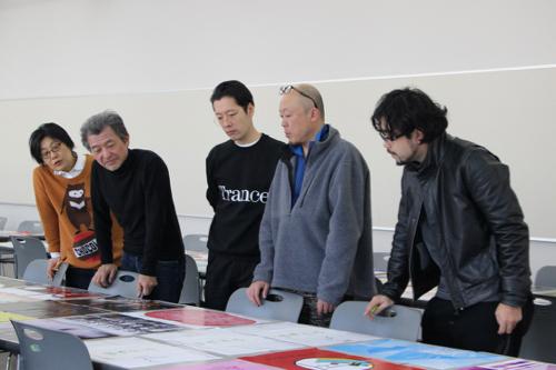 東京造形大学 山手線グラフィック展 その経緯_b0141474_15591246.jpg