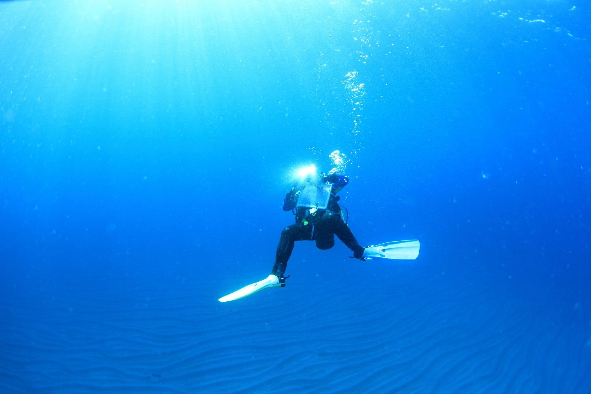 今日も透明度抜群!!もうすぐ1ヶ月クローズするビーチで潜ってきました_f0151886_17142422.jpg