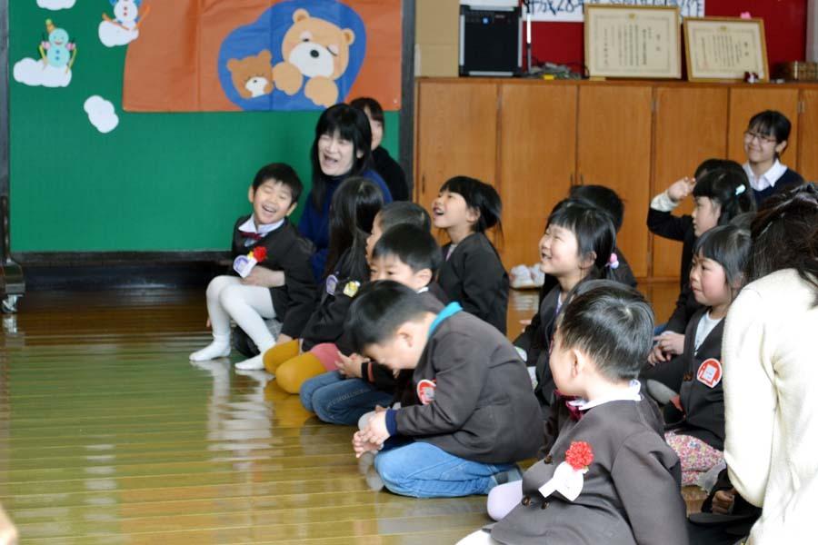 第一幼稚園のお誕生会 2月・3月生まれ_d0353789_14265820.jpg
