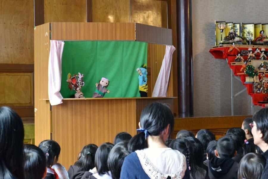 第一幼稚園のお誕生会 2月・3月生まれ_d0353789_14272226.jpg
