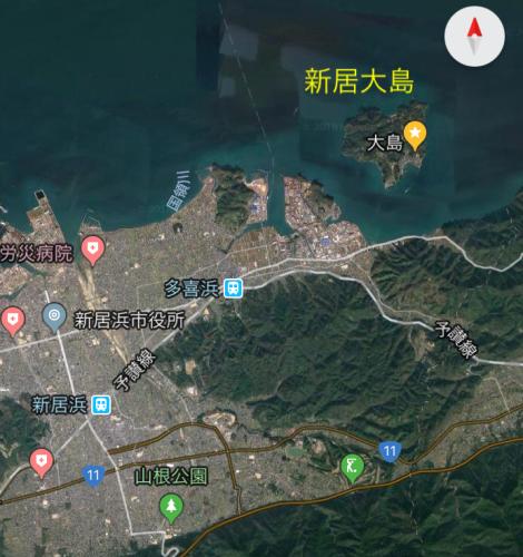 海界の村を歩く 瀬戸内海 新居大島_d0147406_10452192.jpg