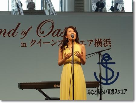 佐久市presents Sound of Oasis in クイーンズスクエア横浜_c0147448_2082947.jpg