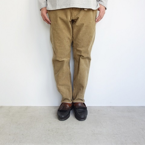 THE NORTH FACE PURPLE LABEL : Corduroy Tapered Pants_a0234452_17354436.jpg
