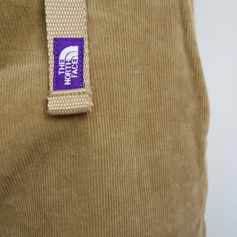 THE NORTH FACE PURPLE LABEL : Corduroy Tapered Pants_a0234452_17355096.jpg