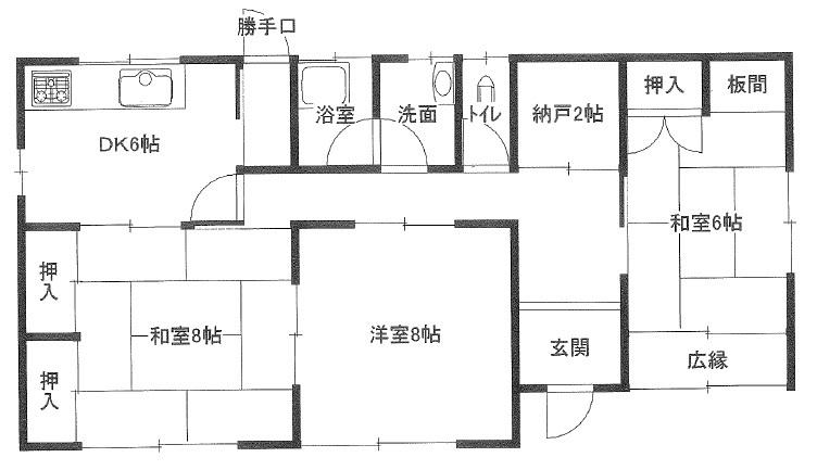 田んぼの中の平屋 SOLDOUT_f0115152_10100230.jpg