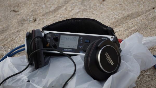 波の音をDSD録音_e0166355_17430346.jpg