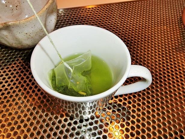 緑茶ティーバッグ紐付&ほうじ茶ティーバッグ紐付が仲間入り_c0335087_13273605.jpg