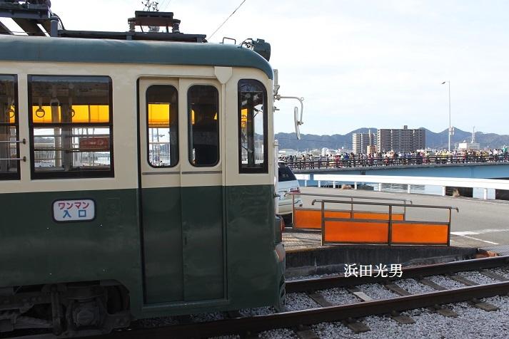 ○西高須行 とさでん交通と「龍馬マラソン」_f0111289_08494854.jpg