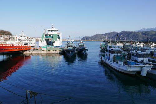 海界の村を歩く 瀬戸内海 新居大島_d0147406_13521495.jpg