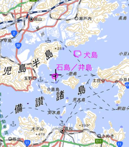 海界の村を歩く 瀬戸内海 犬島_d0147406_16215652.jpg