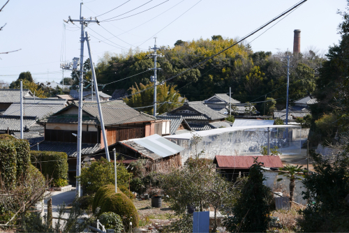 海界の村を歩く 瀬戸内海 犬島_d0147406_16274888.jpg