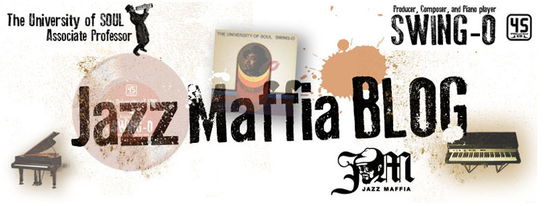 Jazz Maffia BLOG