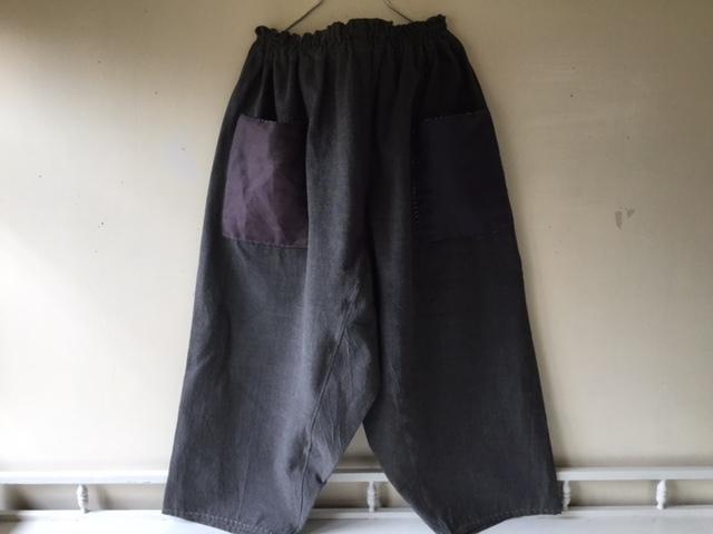 スミクロの農民服&もんぺ  早川ユミさん_b0207631_12541812.jpg