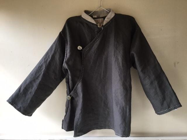 スミクロの農民服&もんぺ  早川ユミさん_b0207631_13593685.jpg