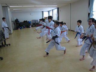 日曜空手 屯田教室 新琴似・新川教室_c0118332_13473528.jpg