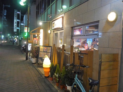 吉祥寺「鉄板ニシムラ」へ行く。_f0232060_22503582.jpg