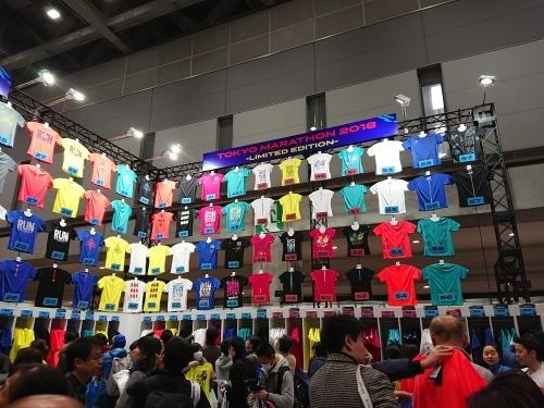 東京マラソン、ボランティア説明会&ランナーズエキスポ_c0100865_21274305.jpg