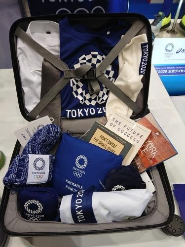 東京マラソン、ボランティア説明会&ランナーズエキスポ_c0100865_21290510.jpg