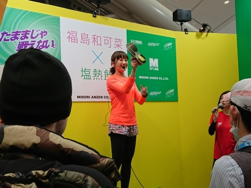 東京マラソン、ボランティア説明会&ランナーズエキスポ_c0100865_21292588.jpg