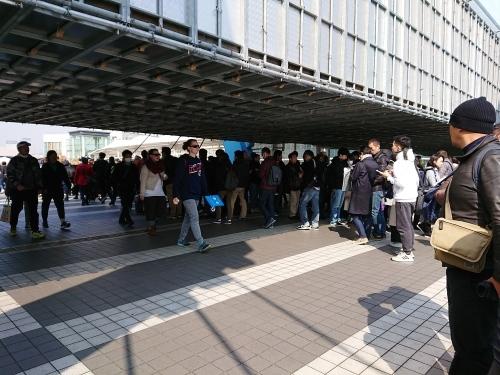 東京マラソン、ボランティア説明会&ランナーズエキスポ_c0100865_21313760.jpg