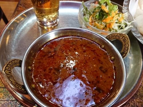 大崎で美味しいインド料理 アヒリヤ_c0100865_21341293.jpg