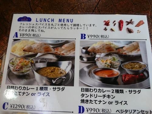大崎で美味しいインド料理 アヒリヤ_c0100865_21342487.jpg