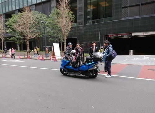 東京マラソン、手荷物預かりボランティア&観戦_c0100865_21463587.jpg