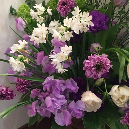 お花の香り_f0202682_22221385.jpg