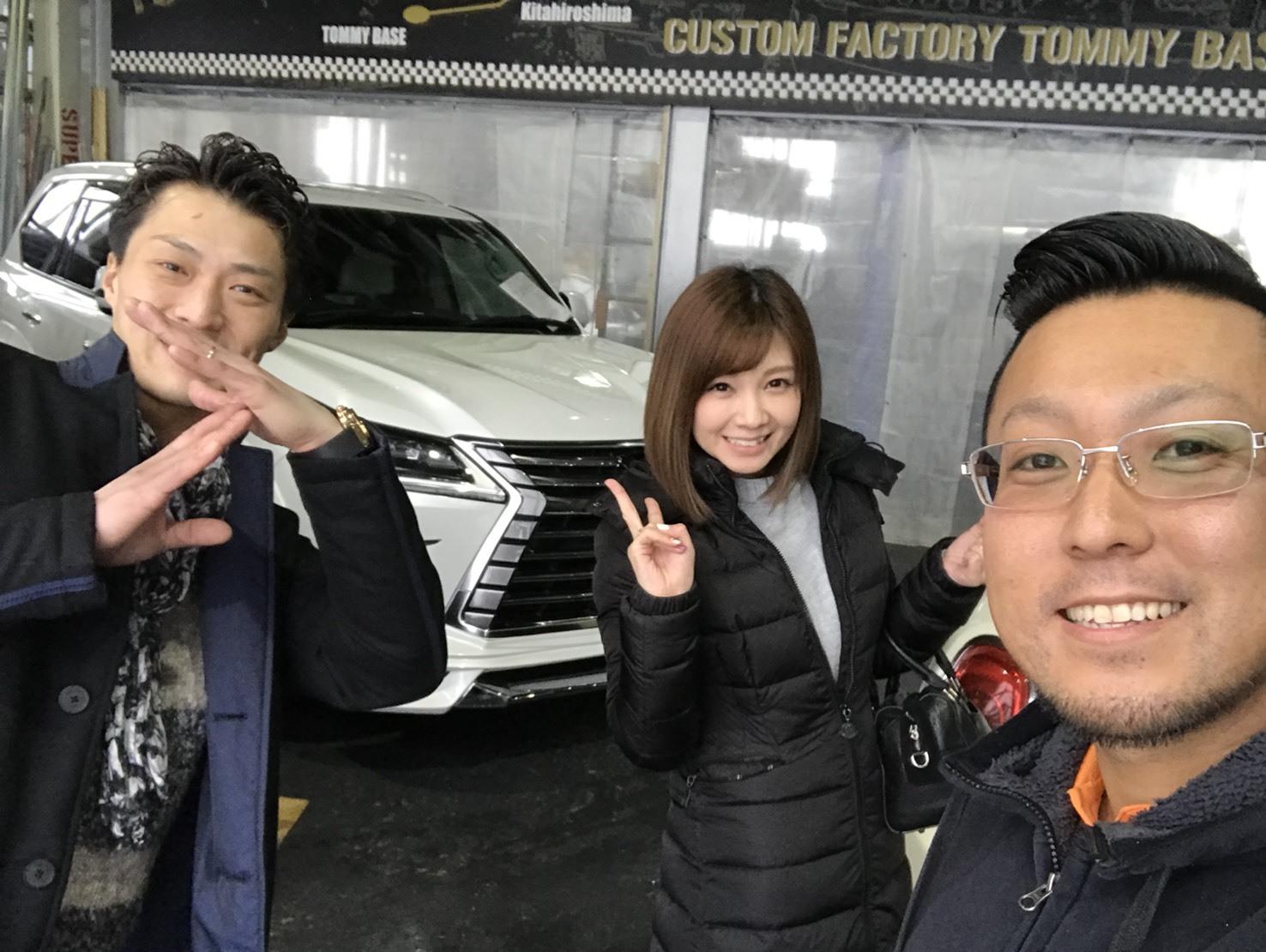 2月26日(月)トミーベース カスタムブログ☆新型QX802台入庫確定☆LS460後期AWD LS600hLエグゼクティブPKGもご紹介していきます☆_b0127002_11295418.jpg
