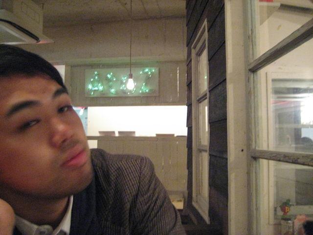 """吉川遼音  \""""Mr. Nothing\""""_e0115904_12041544.jpg"""