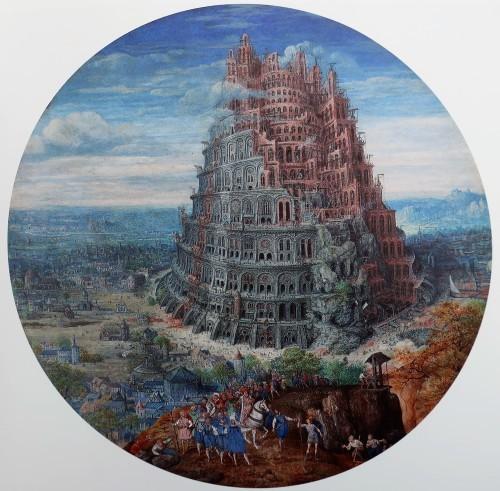 神聖ローマ皇帝 ルドルフ 2世の驚異の世界展 Bunkamura ザ・ミュージアム_e0345320_21542944.jpg