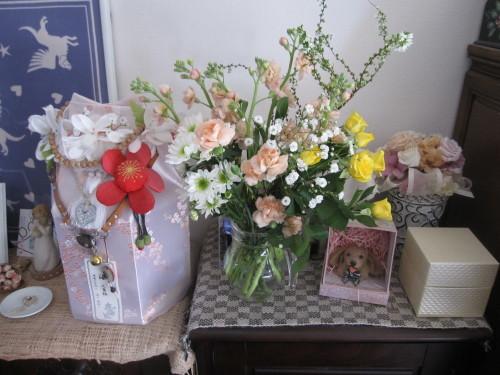 春を告げるお庭_e0350927_13354753.jpg