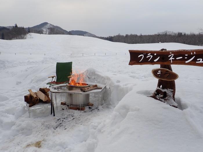 牧華 & 一色 雪遊び 2_a0049296_18154255.jpg
