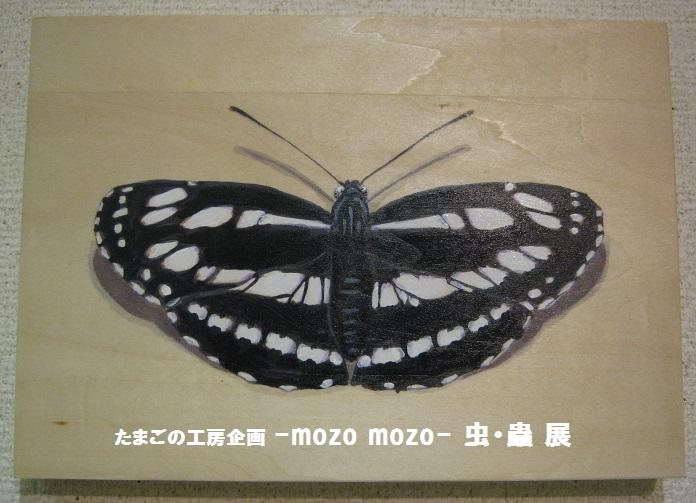 たまごの工房企画 -mozo mozo- 虫・蟲 展 その5_e0134502_17530373.jpg
