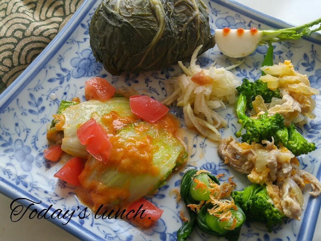 千葉の大網白里野菜でランチ。_c0124528_15260559.jpg