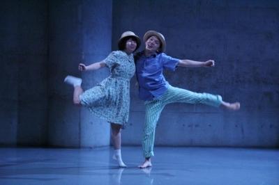 Step Upの成果見せた「ダンス花」公演終わる_d0178431_03152473.jpg