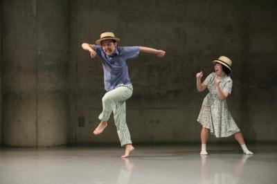 Step Upの成果見せた「ダンス花」公演終わる_d0178431_03164228.jpg