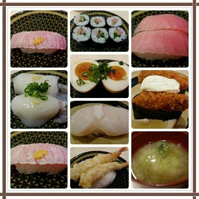 はま寿司にハマった♪(≧▽≦)_d0219834_19051961.jpg