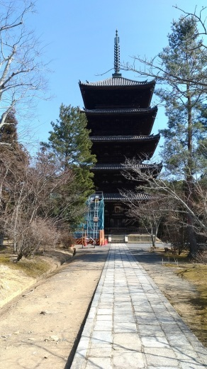 [京都旅行] 二日目 Cパート_a0054041_02530426.jpg