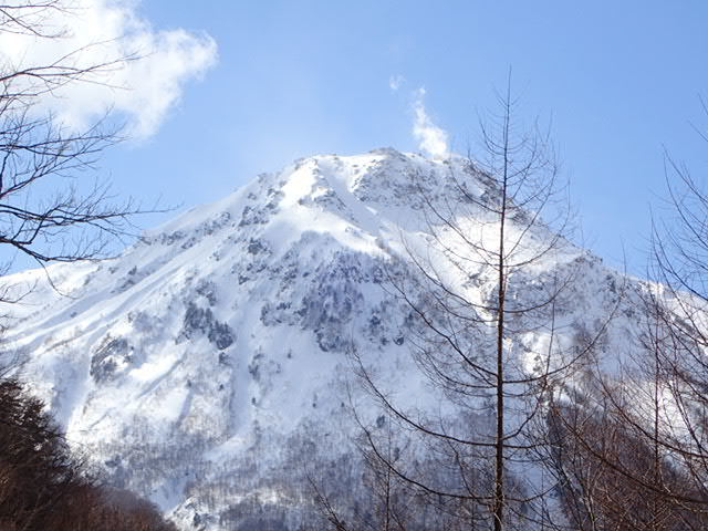 上高地、氷の合宿_b0077448_22043120.jpg