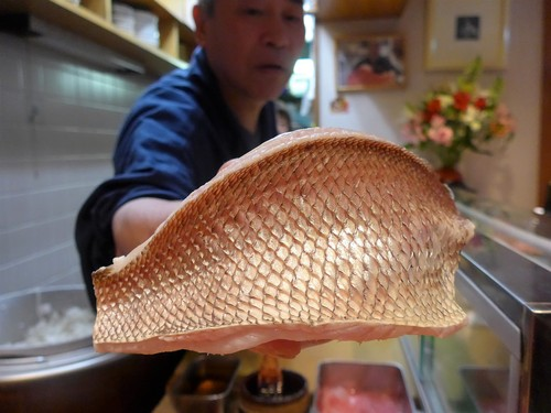 住所非公開「ボブ寿司」へ行く。_f0232060_19573278.jpg